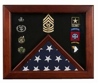 Our Master Sergeant Flag Display Cases   Master Sergeant Gift Is A Great  Flag Display Case, And A Flag Shadow Box Visit Us For More Information