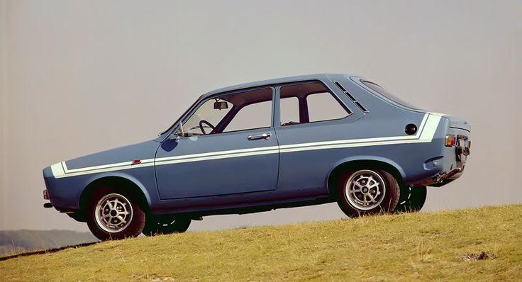 Renault 12 Hatchback Gordini