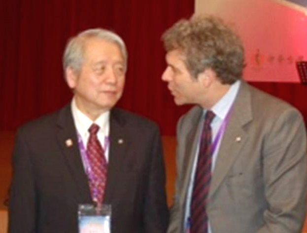 Luca Piovano incontra la Società Cinese di Chirurgia Estetica