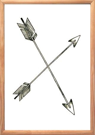 Ms de 25 ideas increbles sobre Flechas cruzadas en Pinterest