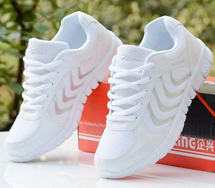 2016 Latest Fashion Woman Shoes Women Casual  Jogging Shoes Spring Autumn Women Breathable Flats Walking Fitness Shoes //Price: $US $11.58 & FREE Shipping //     #beauty