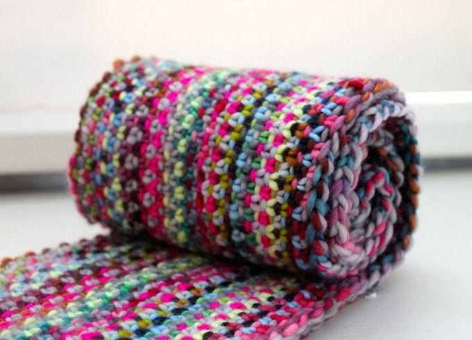 Knitting Stitches Yfwd : 17 Best images about Knit Linen Stitch on Pinterest Stitches, Yarns and Rav...