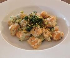 Recipe Sweet Potato Gnocchi with Herb Butter (Gluten and Dairy Free) by Thermo Sensation - Recipe of category Main dishes - others