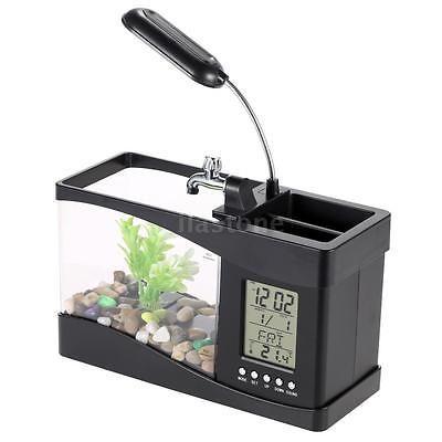 Mini Plastic Fish Tank