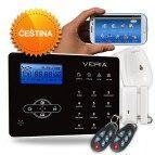 Aktivní zabezpečení vašeho objektu - GSM alarm do domu VERIA Panther.