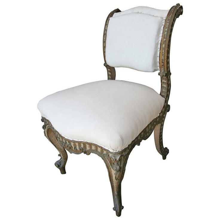 For Sale On   Italian Century Carved Wood Petite Chair. Find This Pin And  More On Classic Furniture Style ...