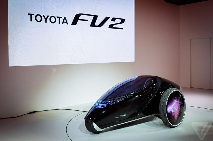The far-out concepts of Tokyo Motor Show | The Verge