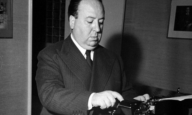 Alfred Hitchcock in 1939 Documentary of evidence of Nazi crime