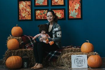 Photo from Mississauga Mom & Baby Halloween Event collection by Lifestyle Photography by Sarah Nicole
