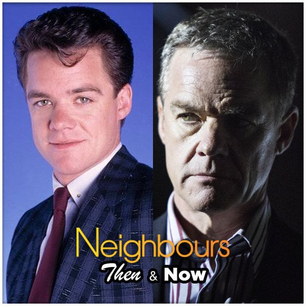 Paul Robinson | 10 Classic Neighbours Characters - Then And Now