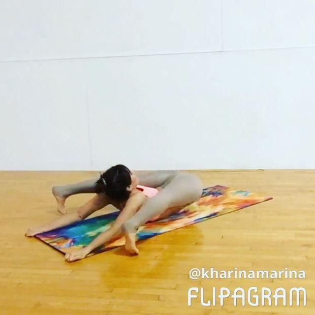🔘 #CatsWheelSeries 🔘 With amazing @catbradleyyoga and  Generously sponsored by: . 👖 @aloyoga . 🔵 @limitlesswheel . 🏹 @liforme . 〰 @infinitystrap Day 8⃣ 🙏🏼 ➡️➡️ #ShoulderStretch 💪🏼 подборка упражнялок для работы с плечами #крутимплечи 🔥😉 #yoga #backbend #йога #йогакаждыйдень #практикуйивсепридет #прогиб #гибкость #yogaaddict #yogaeverydamnday #flexibility #stretching #getflexy #practiceandalliscoming #keeppracticing #practiceyogadaily #kharina_backbendtips Ps. vid's 3x sped up…