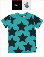 Molo shirt Star Green