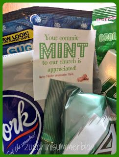 clever gift for pastors, minister appreciation month ideas, preacher appreciation, York peppermint, lifesavers, andes, pastor appreciation, ...