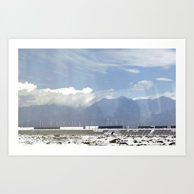 A Cool Day Art Print by lookiz - $16.64