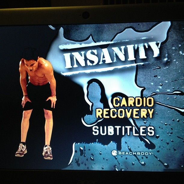 Insanity Workout Free