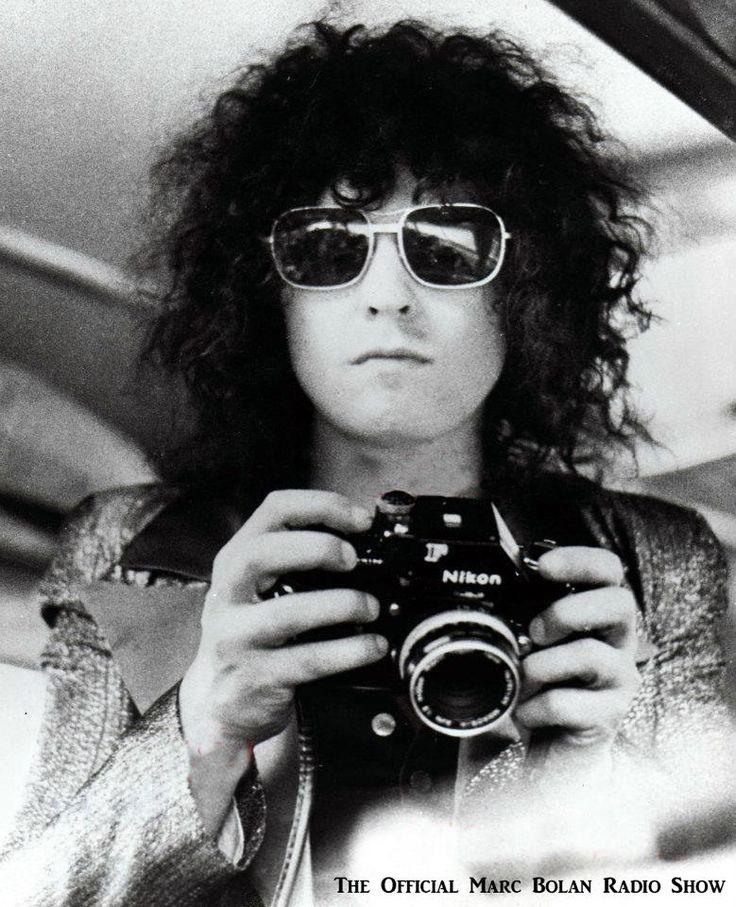 Marc Bolan - nikon