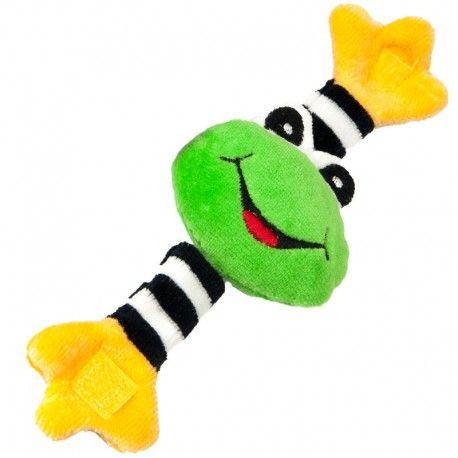 Ten uśmiech specjalnie dla noworodków:)  Hencz 010 Żaba - Grzechotka na rączkę serii Mom's Care.   Zabawka wydająca dźwięki, kiedy dziecko rusza rączką, zapinana na rzep. Można ją zapiąć na nóżkę bądź rączkę dziecka   Zabawka wyprodukowana jest w całości w Polsce!  Sprawdźcie sami:)  http://www.niczchin.pl/zabawki-dla-noworodkow/3206-hencz-010-zaba-grzechotka-na-raczke.html  #hencz #noworodki #momscare #żaba #grzechotka #zabawki #niczchin #kraków