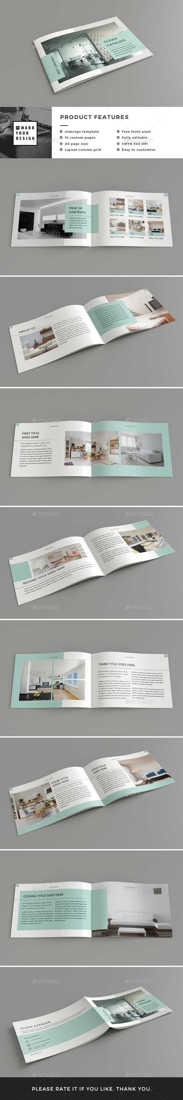 Product Catalog Design Template Pasoevolistco - Brochure design templates indesign
