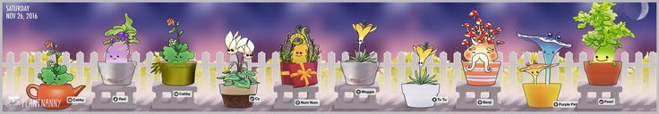 Cheeeeeese~~! Check out my lovely garden! Get yourself a plant at http://fourdesire.com/outer_link?url=http://itunes.apple.com/app/id590216134&l=en_US&m=583A26B0