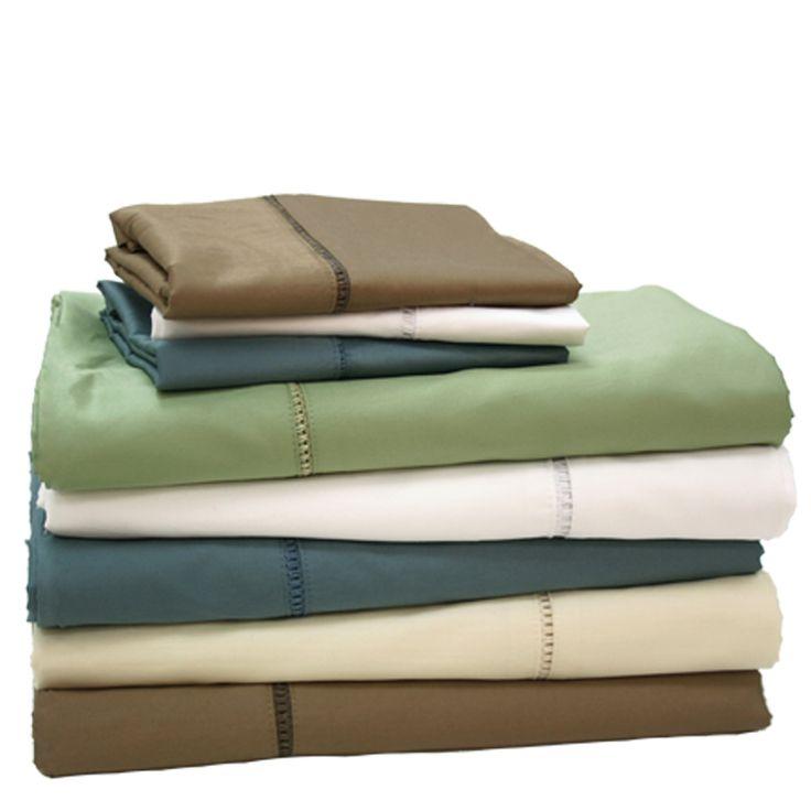 Cleopatra 400TC Egyptian Cotton Sheet Sets & Pillowcases - Bed Bath & Beyond