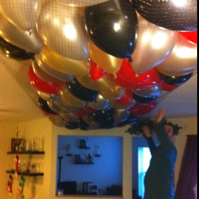 Balloon Decorations Diy