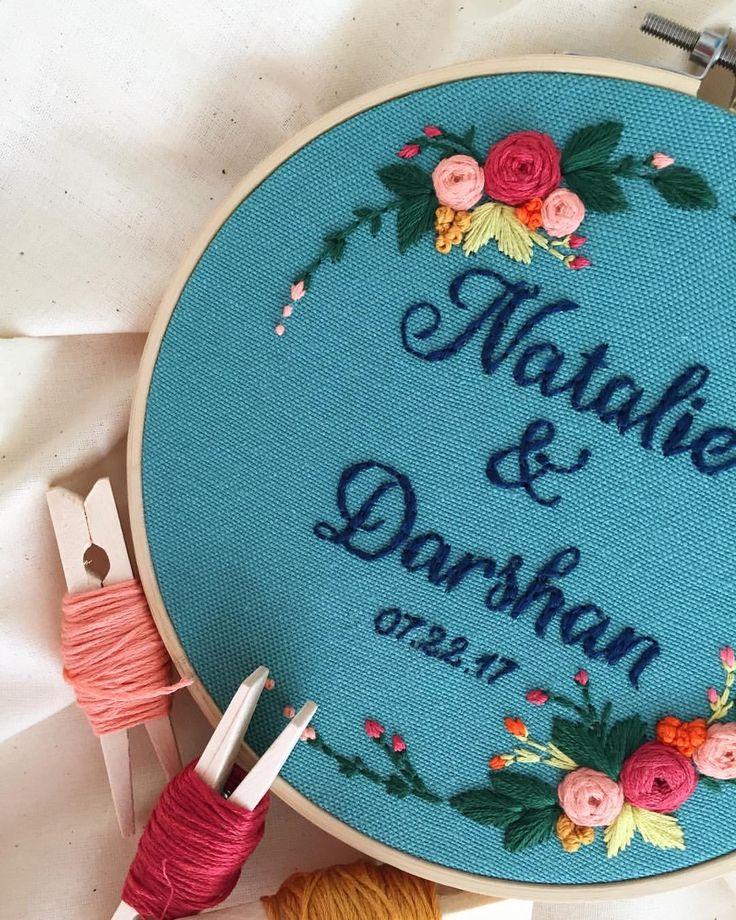 "227 Beğenme, 3 Yorum - Instagram'da @zezehandcraft: ""New color 💛.. . . . . . . . #embroidery #embroider #embroidered #embroideryhoops #embroideryartist…"""