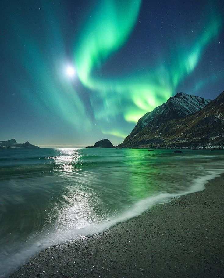 If You Get Lucky With The Lights, Lofoten Has To Be The