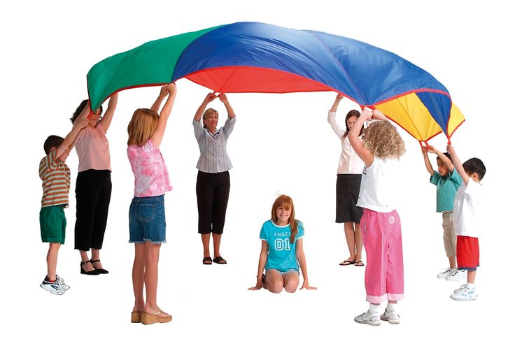 Parachute Songs and Games: Book of ideas for songs to use when playing with the parachute. Ideal for early years and children with SEN.
