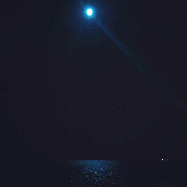It was a full #moon night! #moonlight#sea#summernights#july#greece#greeksummer#thegreeceguide#greecestagram#greeklife#mediterraneanlife