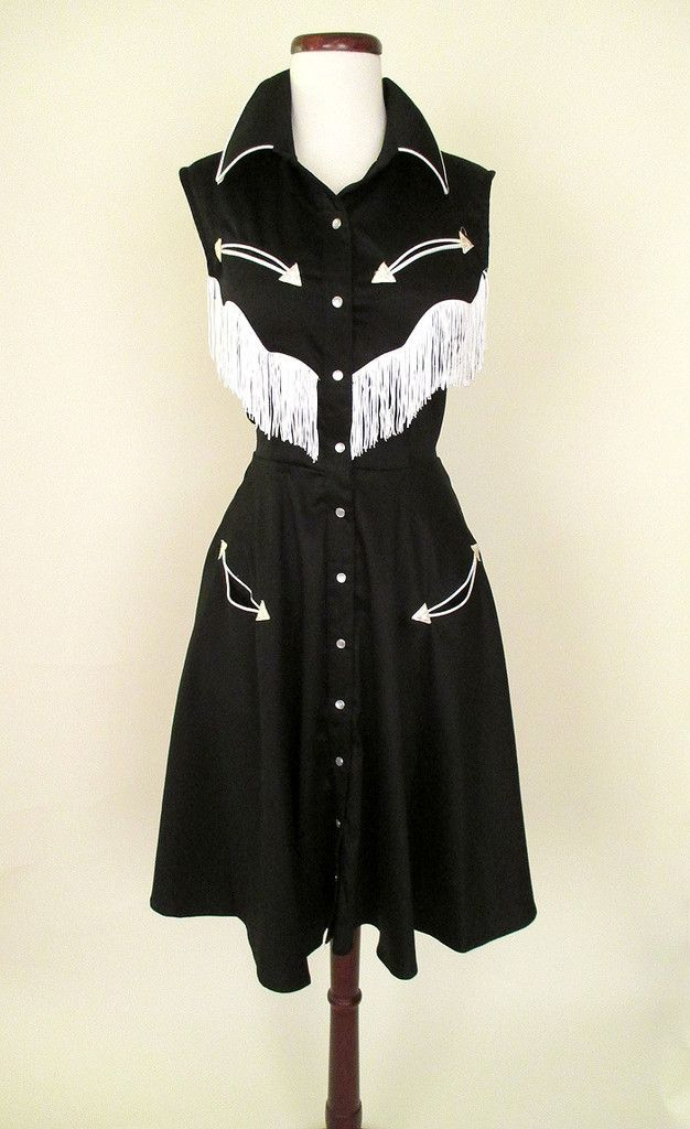 Vintage Cowgirl Outfits