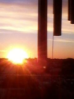 Cae el sol