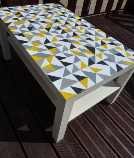 Customiser une table basse ikea tables and ikea - Customiser table basse ...