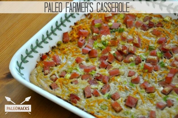 Paleo Farmer's Casserole Recipe - Paleo Blog