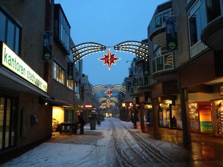Winter in het Stadhart van Zoetermeer