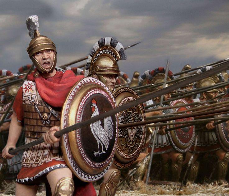 воин македонии картинки более нежный, ямз