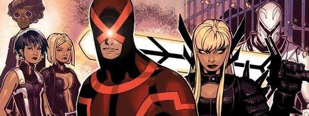 A marvel.com acaba de lançar um teaser misterioso da revista Uncanny X-Men, da iniciativa Marvel NOW! Ao que aparenta, as coisas ficarão tensas, e teremos um traidor:  Em quem vocês apostam? Eu aposto na Emma, que apesar de estar nos X-Men já faz um bom tempo, nunca deixou de ser má… ou talvez Magia… …