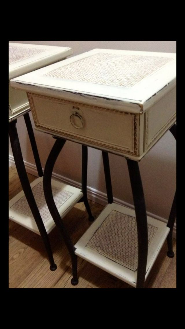 Latest project! Unique side tables for any room.