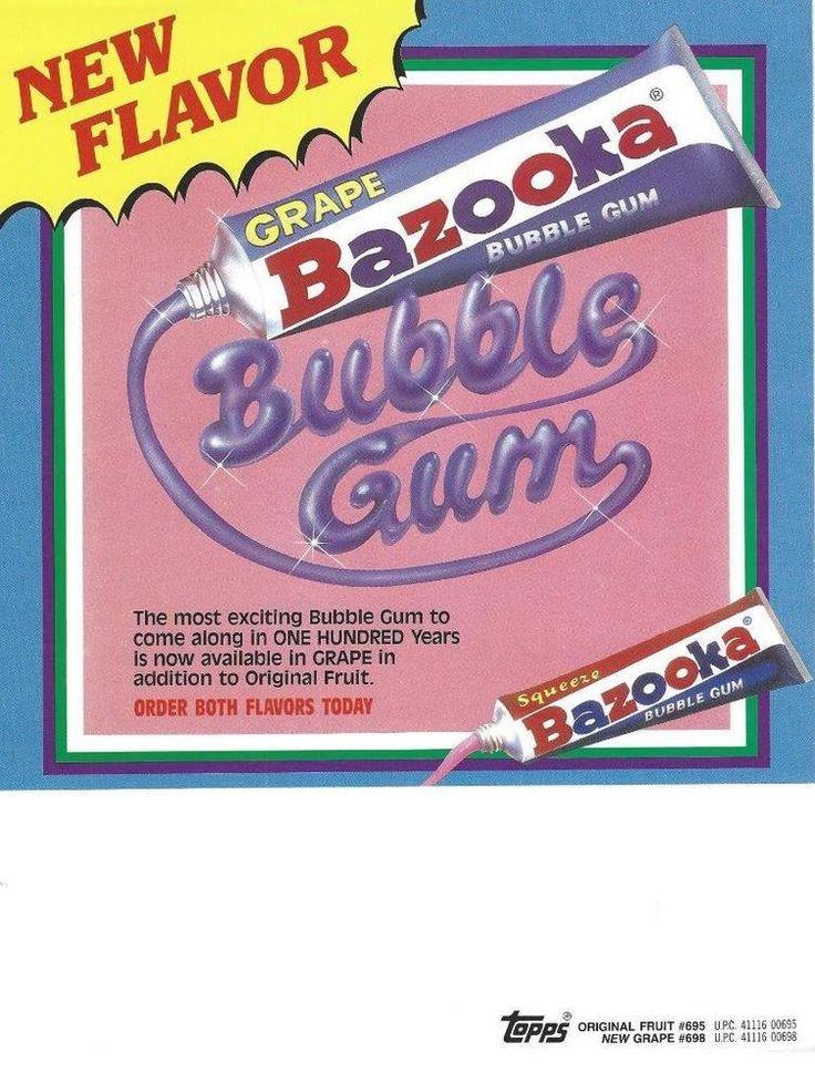 17 best images about bubble gum on pinterest