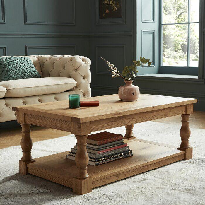 Timberlane Coffee Table Oak Furniture House Furniture Unique