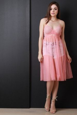 This just in at Gioellia Semi-Sheer Tulle ... Shop here  http://gioellia.com/products/ung77268?utm_campaign=social_autopilot&utm_source=pin&utm_medium=pin