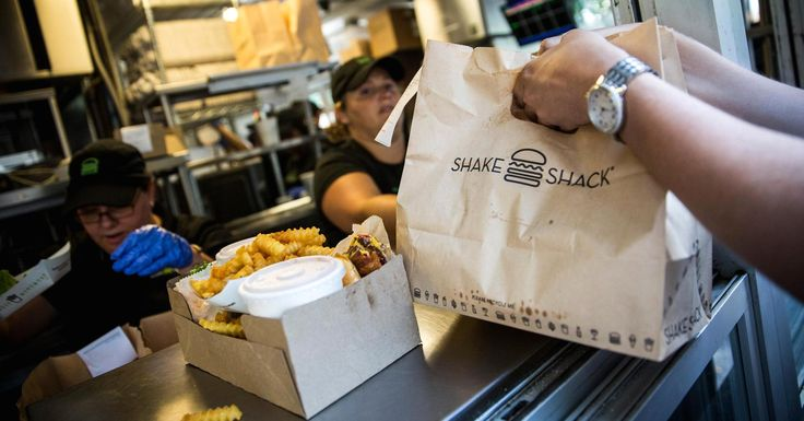 Shake Shack shares soar on lifted sales forecast, cafe expansion ideas