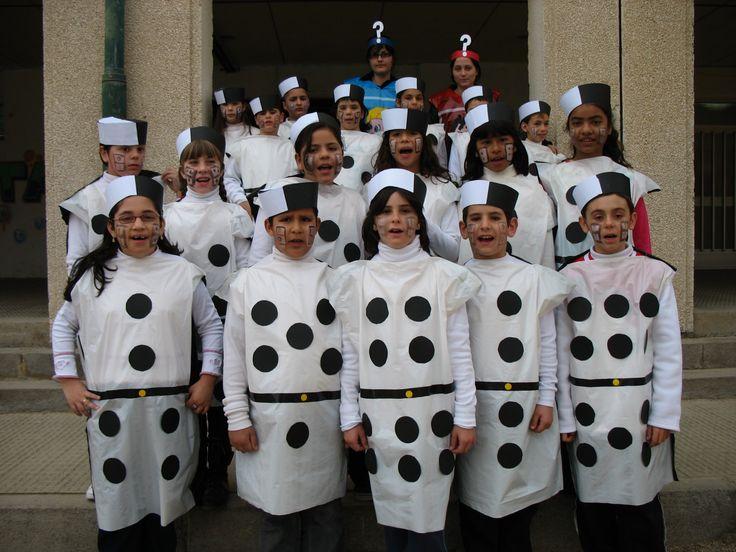 Carnaval 2006 Jocs El domino