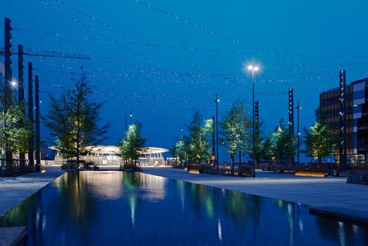 Hyllie torg, Malmö. SWECO architects. » Lindman Photography