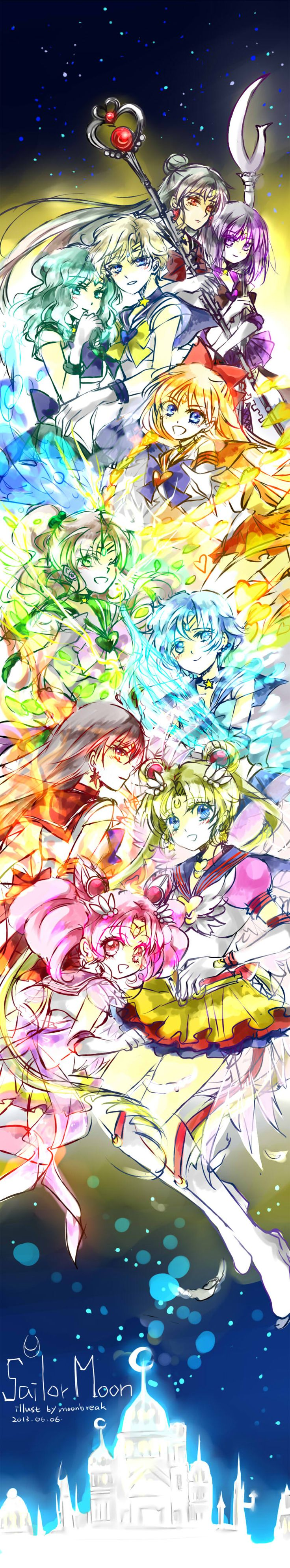 Sailor Senshi                                                                                                                                                                                 More