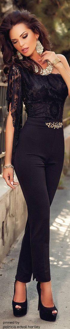 El negro siempre queda bien para cualquier ocasión!!!