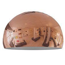 Klosz Globe 33cm miedź - 90646