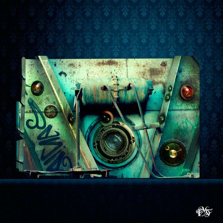 Digital camera model I by Gorefestin on deviantART