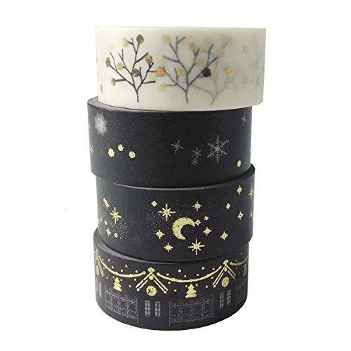 MOEUP 4pcs Washi Masking Tape set (Gold) MOEUP https://www.amazon.com/dp/B015UGH5H4/ref=cm_sw_r_pi_dp_x_y-Ofyb0K0H08N