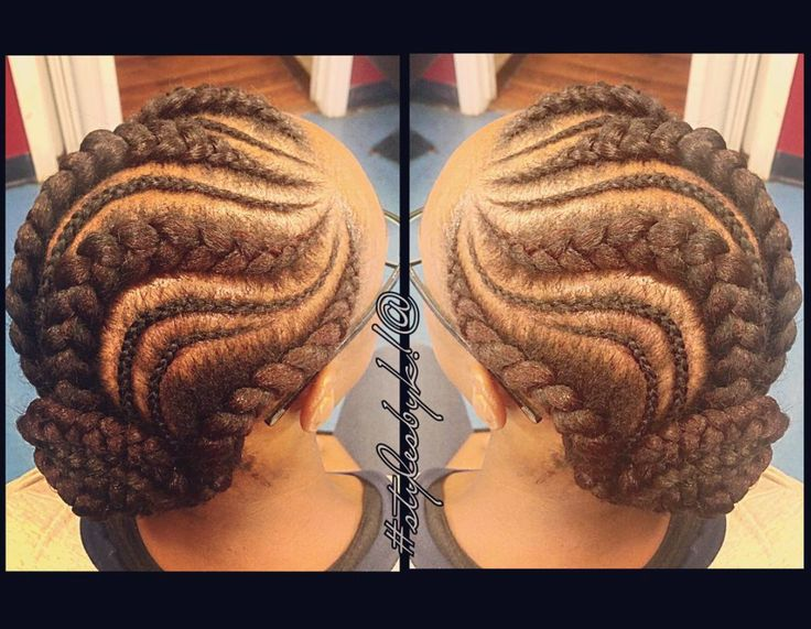 Nice braids via @kiabia87  Read the article here - http://www.blackhairinformation.com/hairstyle-gallery/nice-braids-via-kiabia87/