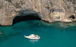 Sardegna Dorgali grotta del bue marino